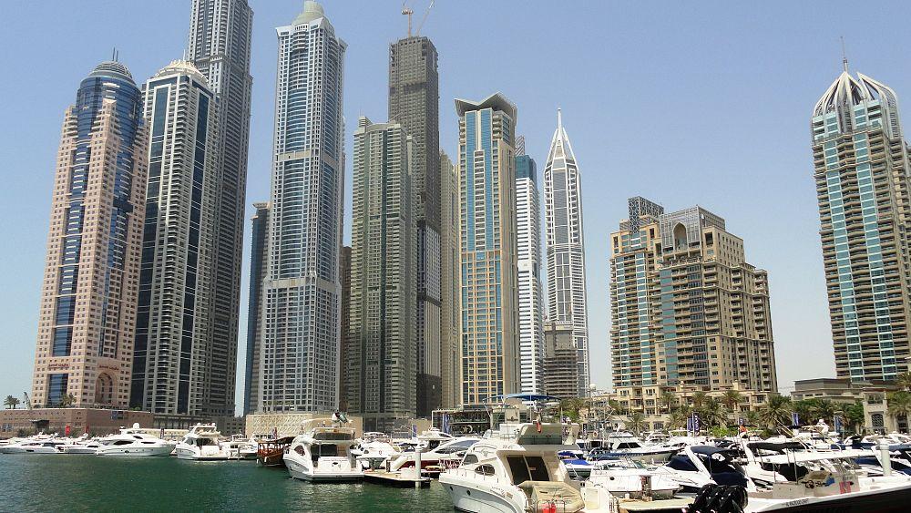 دبي تصادر يخت  القصر العائم  في ظل معركة شرسة على الطلاق   Euronews
