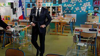 Macron: bizonyíték van a gáztámadásról