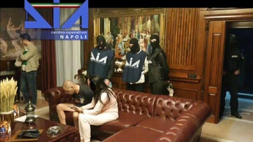 La Dia di Napoli scopre in Romania il tesoro dei Casalesi