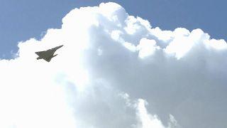 Griechischer Kampfbomber stürzt in die Ägäis - Pilot vermutlich tot