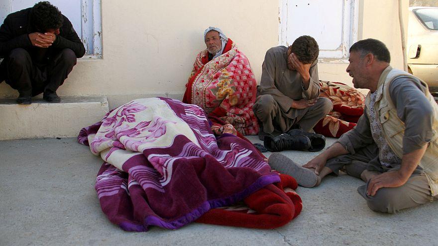 Afghanistan: Viele Tote bei Taliban-Angriff