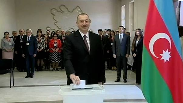 Azerbaijan: a 'rebalancing' of relations with West