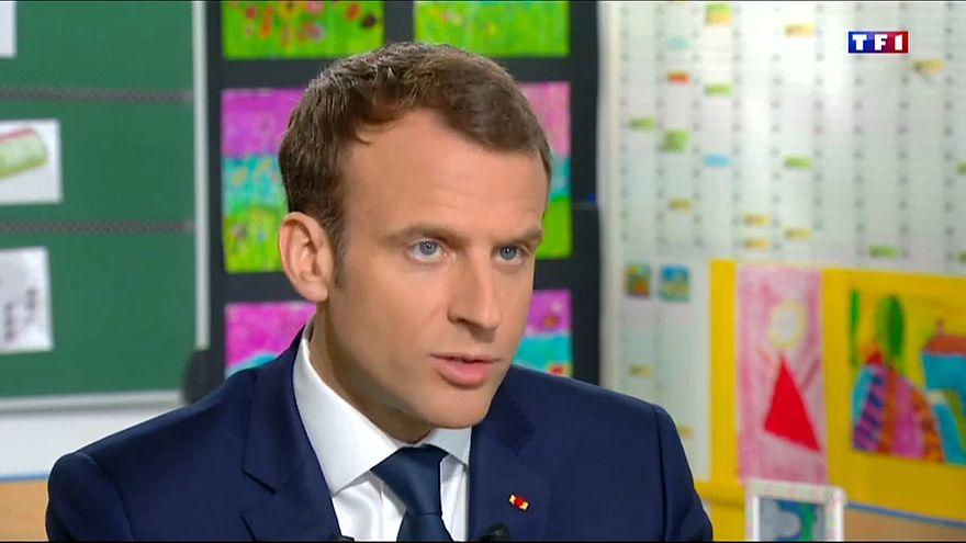 """Siria, Macron: """"abbiamo le prove dell'uso di armi chimiche"""""""