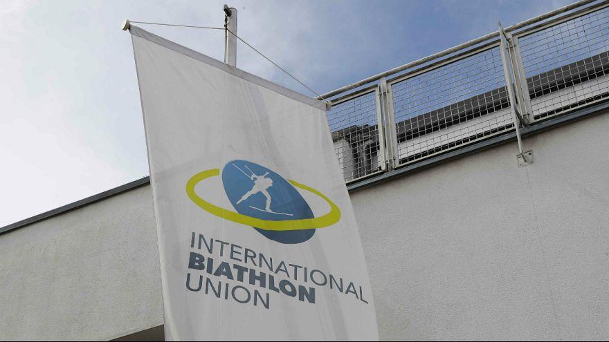 Federação Internacional de Biatlo alvo de buscas pelas autoridades