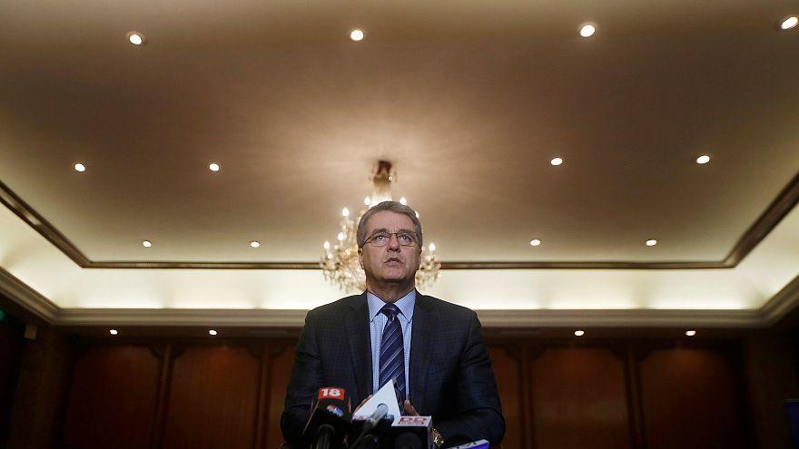 La OMC diluye el miedo a la tensión entre China y EE.UU... por el momento