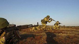 Russland und Weissrussland: Gemeinsames Manöver