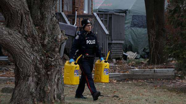 Canadian suspected of burying victims in flowerbeds charged with seventh murder