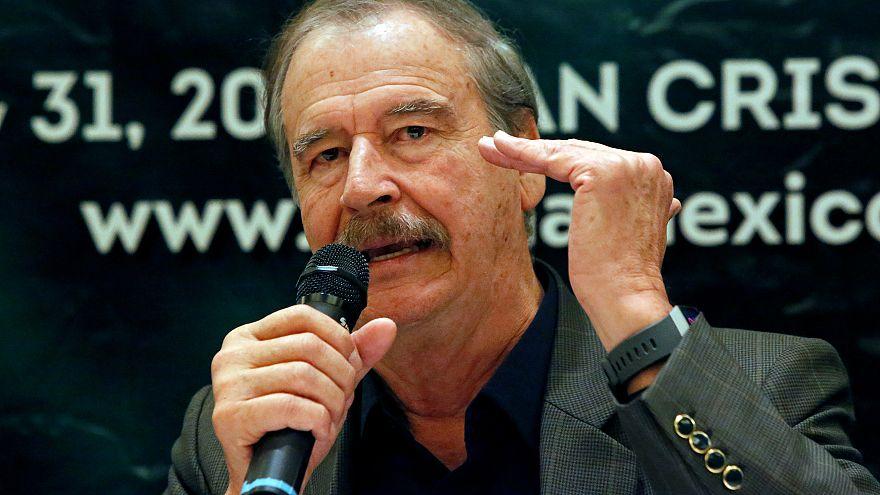 Ex-presidente Vicente Fox defende cultivo da papoila do ópio