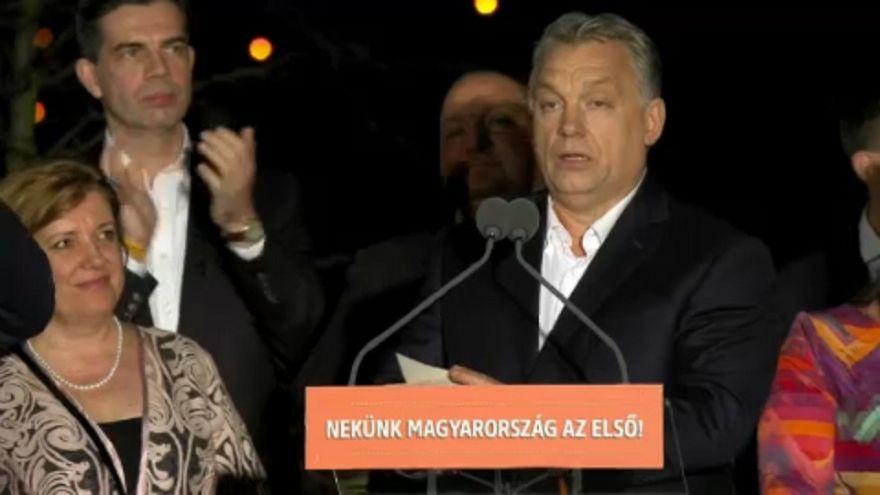 Orbans Sieg sorgt für Streit unter Konservativen in der EU