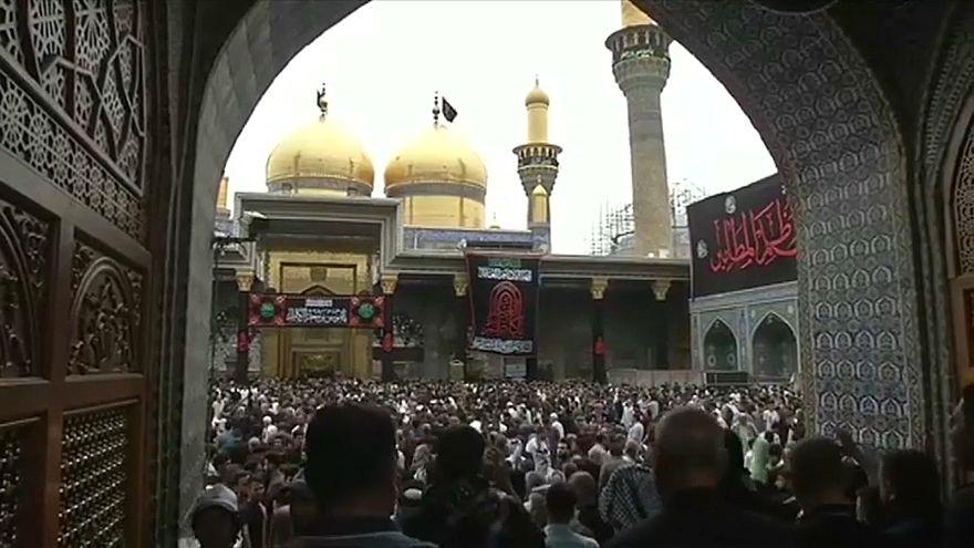 Bağdat: Şii hacı adaylarının kutsal günü