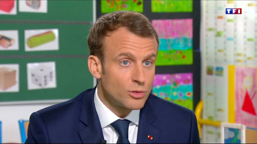 """Francia, Macron ribadisce: """"Sulla riforma delle ferrovie andrò fino in fondo"""""""