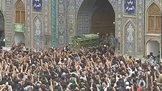 Wallfahrt zum Siebten Imam