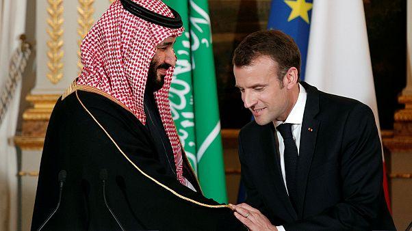 ایران: فرانسه تحتتاثیر ادعاهای ولیعهد جنگافروز سعودی قرار نگیرد