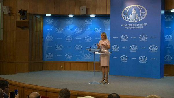 Россия обеспокоена планами ударов по Сирии