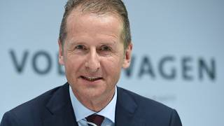 Herbert Diess wird neuer Volkswagen-Konzernchef