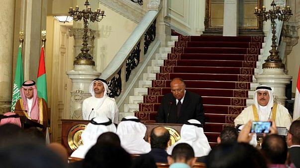 السعودية ومصر والإمارات والبحرين يتمسكون بمطالبهم في مواجهة الدوحة رغم ضغوط ترامب