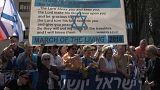 """Miles de judíos de todo el mundo participan en la """"Marcha por la Vida"""""""