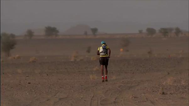 El Morabity brothers dominate Marathon des Sables fourth stage