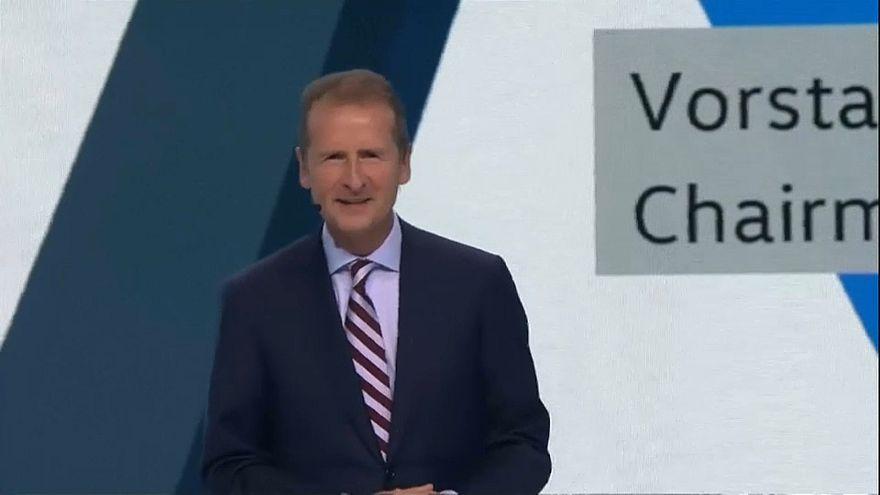 Herbert Diess assume liderança do grupo Volkswagen