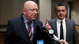 Rusya'nın BM Daimi Temsilcisi: ABD ile savaş olasılığını gözardı edemeyiz