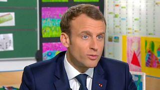 Planos de reformas de Macron são para manter