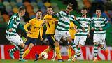 El Atlético de Madrid se deshace con dificultades del Sporting de Portugal