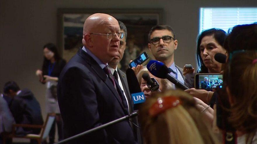 Rusia no descarta un enfrentamiento con EEUU en Siria