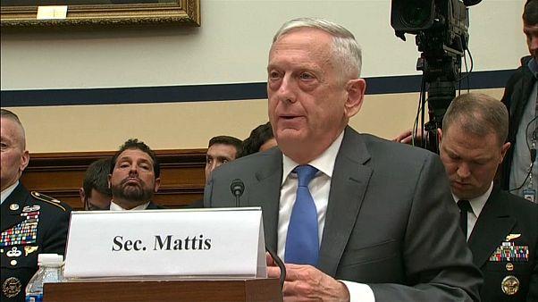 """Джеймс Мэттис: """"Президенту будут представлены все варианты решения"""""""