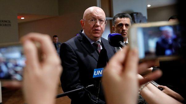 Síria: Rússia pede reunião de urgência ao Conselho de Segurança da ONU