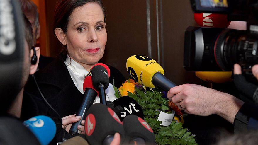 A Svéd Akadémiát is elérte a #metoo