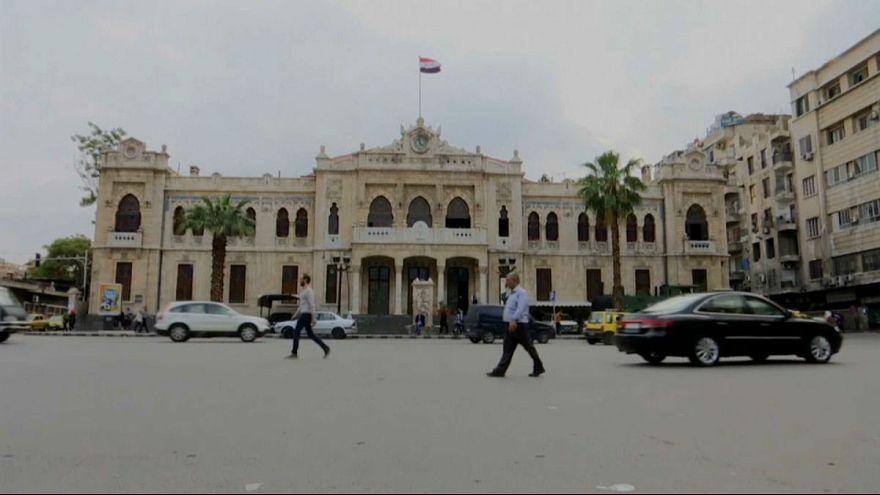 دمشق در آستانه حملۀ احتمالی آمریکا؛ «زندگی عادی جریان دارد»