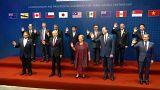 Abschluss des Abkommens am 8. März 2018 in Santiago, Chile