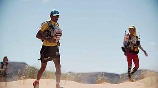 Les marathoniens du désert