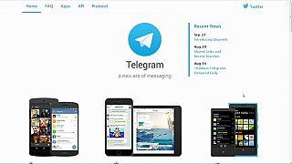 Суд заблокировал Telegram в России