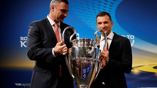 Estos son los cruces de las semifinales de la Champions League y la Europa League