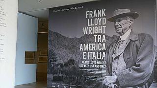 Frank Lloyd Wright in mostra a Torino