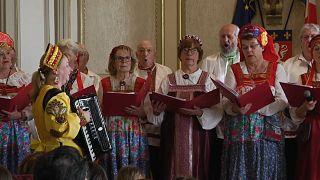 Fransa: Lyon'da Rus kültür festivali