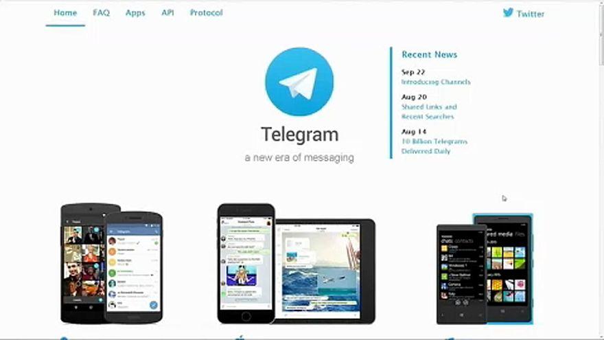 Blokkolják a Telegram használatát Oroszországban