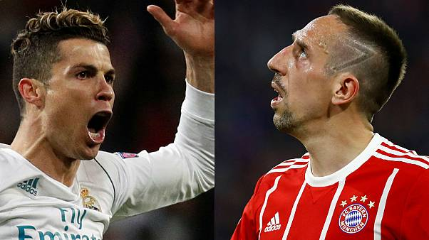 Ligue des champions : Bayern Munich - Real Madrid et Liverpool - AS Rome en demies