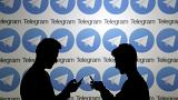 Messaging app Telegram is popular in Russia