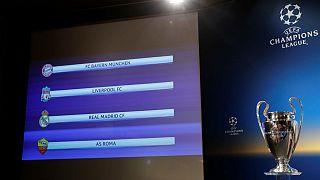 قرعه کشی لیگ قهرمانان اروپا؛ رئال و بایرن به مصاف هم میروند