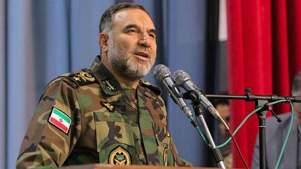 سرتیپ کیومرث حیدری، فرمانده نیروی زمینی ارتش ایران در خطبههای نماز جمعه
