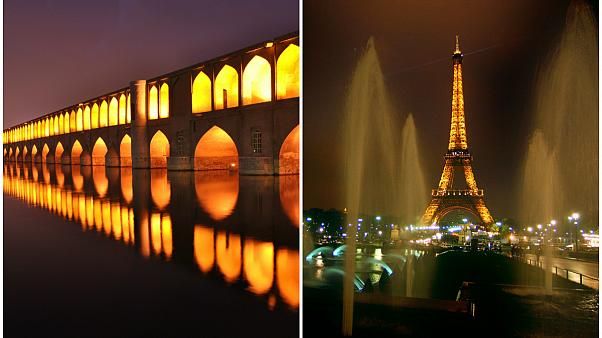 نصفجهان در پاریس
