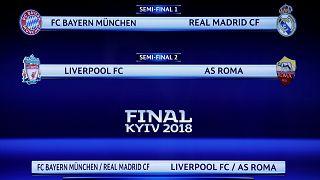 Finais antecipadas na Liga dos Campeões e Liga Europa