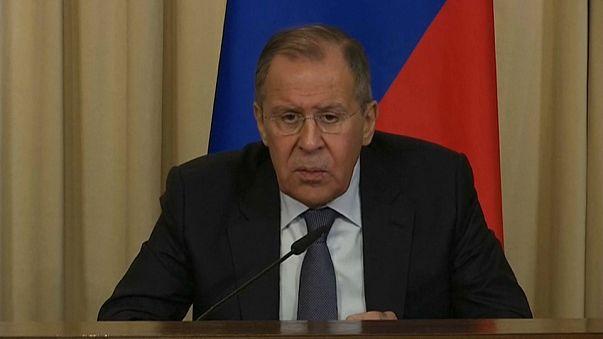 Lavrov asegura tener pruebas irrefutables de que el ataque en Duma fue un montaje