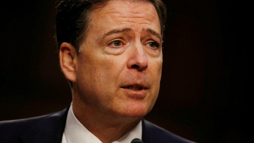 Eski FBI Direktörü Comey: Trump etik değerlerden uzak bir mafya babası