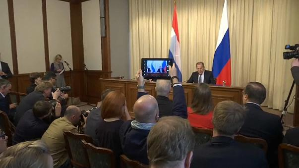 Россия: химатака в Думе была постановкой