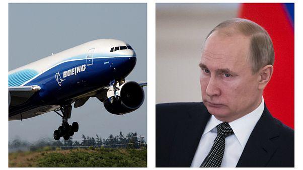 مسکو ممنوعیت صدور تیتانیوم به بوئینگ را بررسی میکند