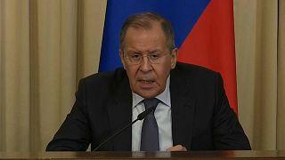 """Siria, Lavrov: """"basta avventurismo occidentale in Medio Oriente"""""""
