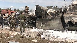 Disastro aereo in Algeria: ancora mistero sulla causa dello schianto